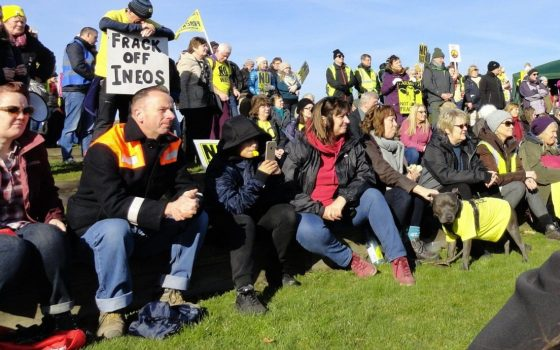 Eckington Against Fracking
