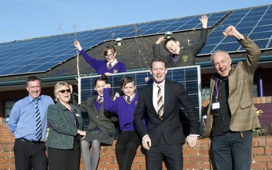 CSchools' Energy Co-operative